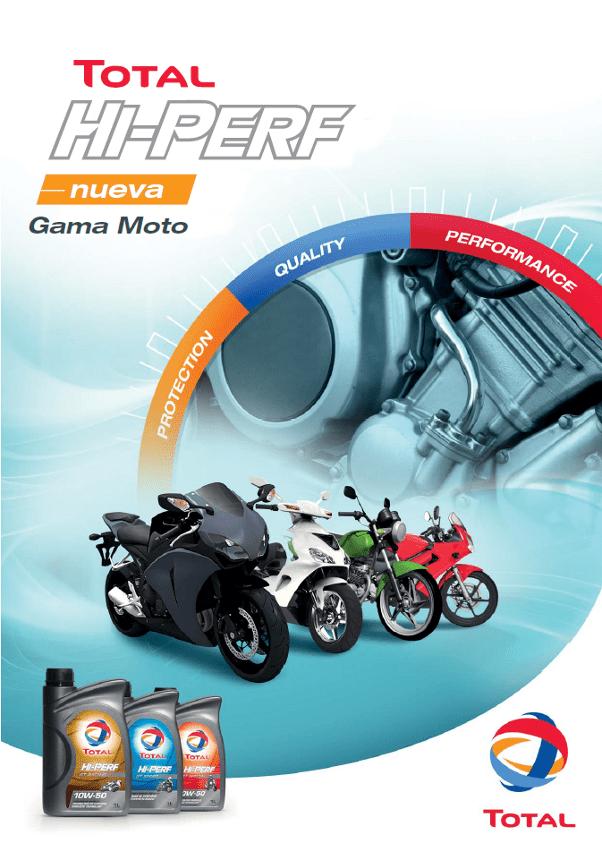 TOTAL MOTO HI-PERF