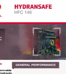 Hydronsafe HFC for steel industry