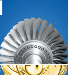 Industrial brochure - For turbine