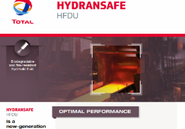 Hydronsafe HFDU for steel industry