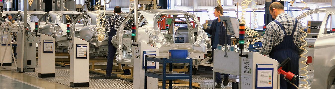 Fabricación de automóviles