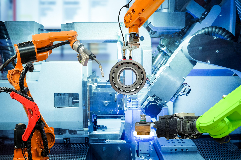 Lubricación en Aplicaciones Industriales